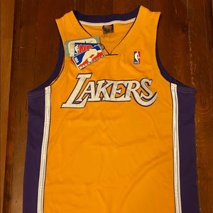 LA Lakers Nike NBA Authentic Jersey Blank Medium